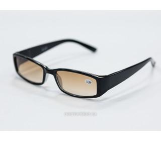 Очки тонированные с диоптриями art - 0010