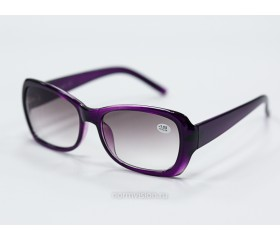 Очки тонированные с диоптриями art - 0012