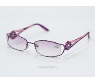 Очки тонированные с диоптриями art - 0032
