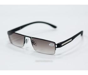 Очки тонированные с диоптриями art - 0047