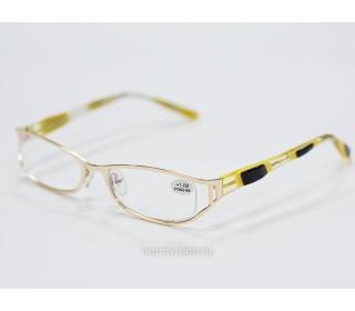 Очки женские с диоптриями art -  8124