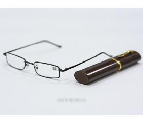 очки в футляре с диоптриями art 263