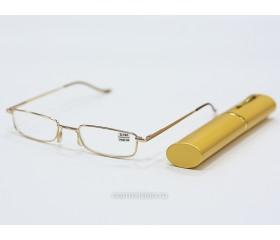 Очки с диоптриями в футляре