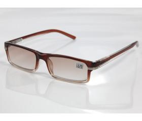 Очки тонированные с диоптриями 8233