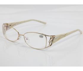 очки женские мраморные 8169