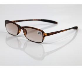 Очки солнцезащитные с диоптриями (карбон)