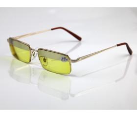 Очки солнцезащитные с диоптриями (водительские)