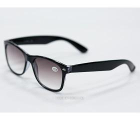 Очки тонированные с диоптриями art - В543