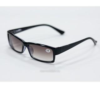 Очки тонированные с диоптриями art - В001