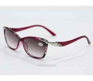 Очки тонированные с диоптриями art -9969