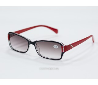 Очки тонированные с диоптриями art - 9971