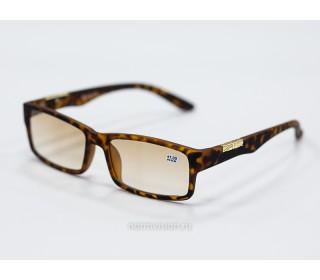 Очки тонированные с диоптриями art - 9975